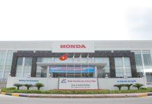 Honda tại phúc thắng