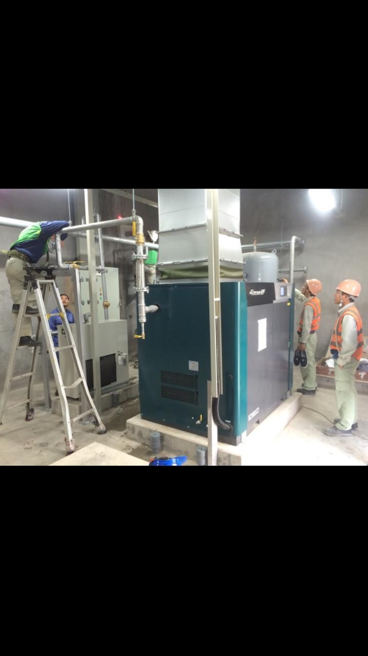 Kobelco Compressor Fe không dầu